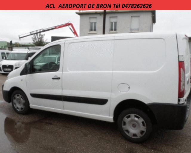 Fiat SCUDO L1H1 2.0MTJ 128CH