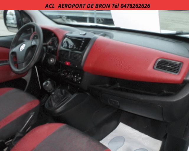 Fiat DOBLO LONG 1.6MTJ 105CH