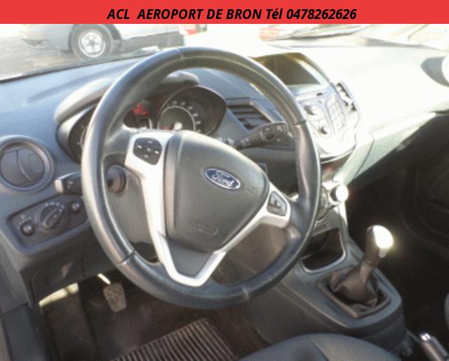 Ford FIESTA SOCIETE 1.4TDCI 75CH