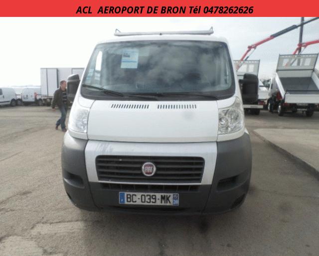Fiat DUCATO L2H1 3.0MTJ 160CH