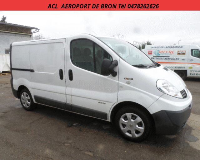 Renault TRAFIC L1H1 EXTRA 2.0DCI 115CH
