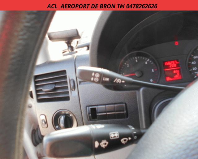 Volkswagen FRIGO RTE/SECTEUR CRAFTER CHASSIS TDI 143