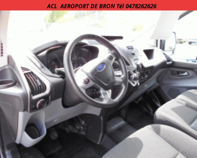 Ford CUSTOM L1 H1 2.2 TDCI 125CH