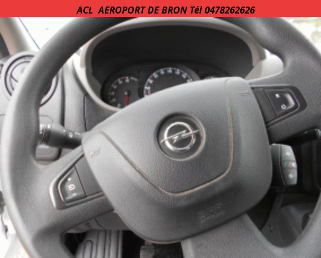 Opel MOVANO L3 H2 2.3 CDTI 140