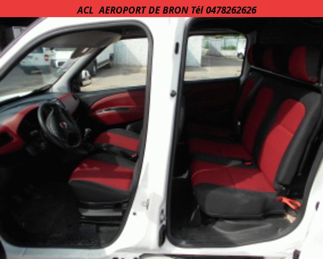 Fiat DOBLO LONG 5 PLACES 1.6MTJ 105CH