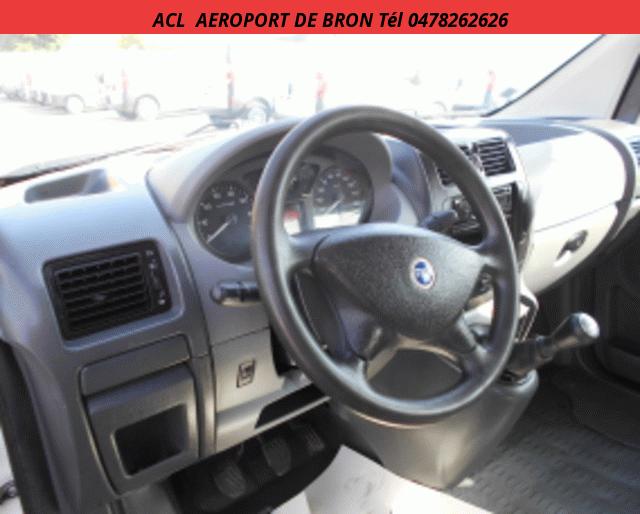Fiat SCUDO L2 H1 6 PLACES MTJ 90