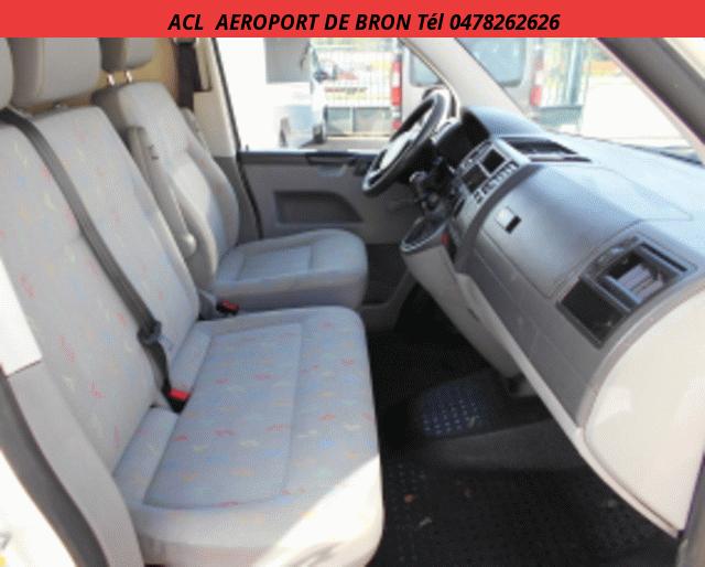 Volkswagen TRANSPORTER COURT TOLE 1.9 TDI 84