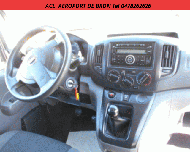 Nissan NV200 1.5DCI 90CH