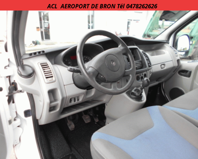 Renault TRAFIC L1 H1 2.0 DCI 90 BV 6
