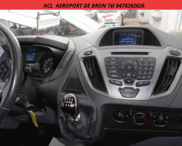 Ford CUSTOM L2 H1 2.2 TDCI 100