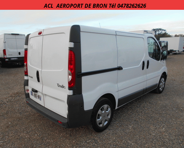 Renault TRAFIC L1 H1 2.0 DCI 90