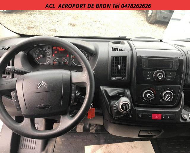 Citroën JUMPER L3 H2 3T5 2.2 HDI 130