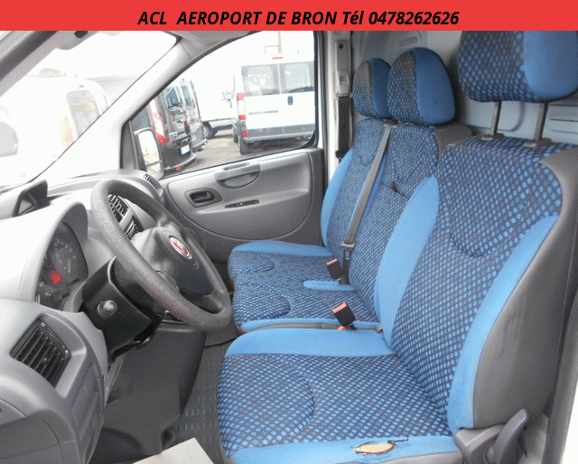 Fiat SCUDO L1 H1 2.0 MTJ 128