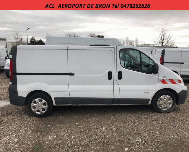 Renault TRAFIC L2 H1 2.0 DCI 115