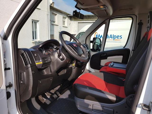Fiat CAISSE PLANCHER CAB DUCATO 2.3 MTJ 130