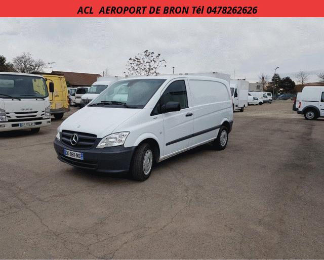 Mercedes-Benz VITO 113 CDI COMPACT 140 ch