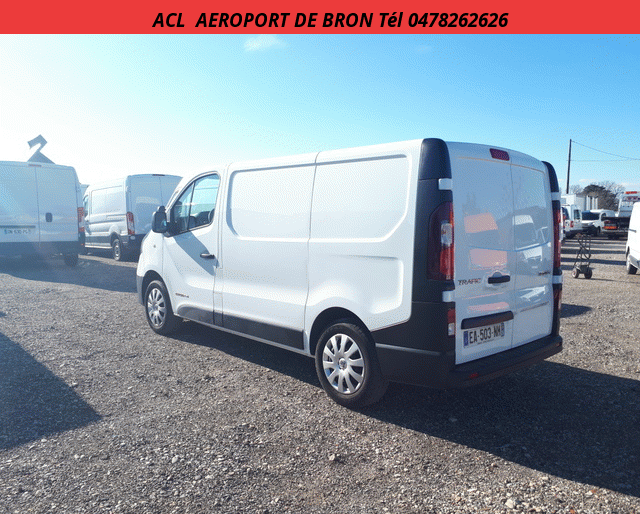 Renault TRAFIC L1 H1  DCI 120 ENERGY CONFORT