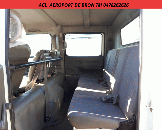 Mitsubishi CANTER BENNE DOUBLE CABINE 3.0 DIESEL