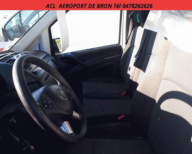 Mercedes-Benz VITO LONG SERIE EFFECT 116 CDI