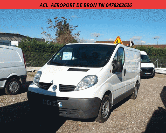 Renault TRAFIC L1H1 2.0 DCI 90