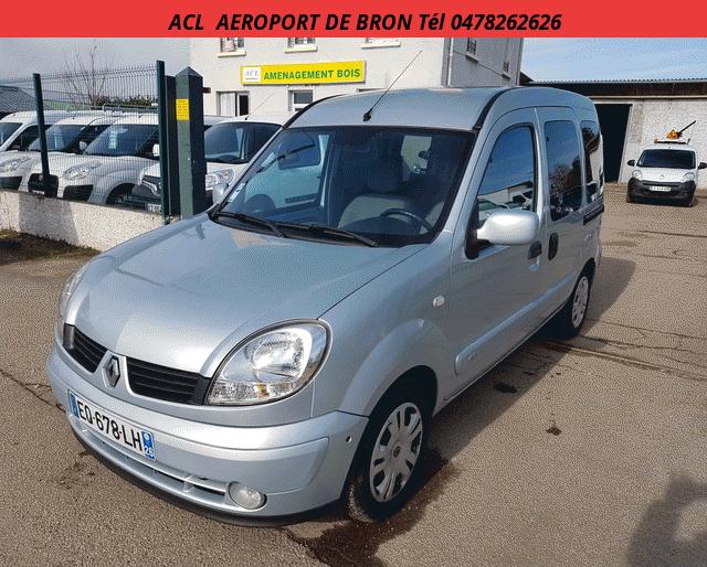 Renault KANGOO AUTHENTIQUE 5 PLACES 1.5 DCI 85