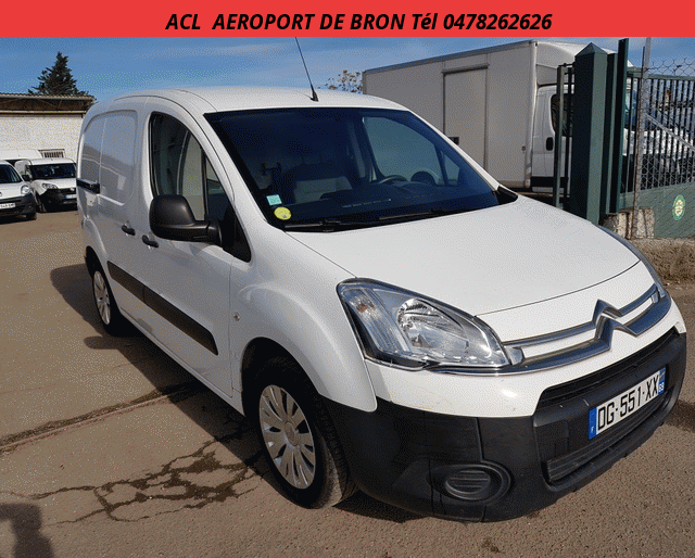 Citroën BERLINGO L1 BUSINESS 1.6 HDI 75
