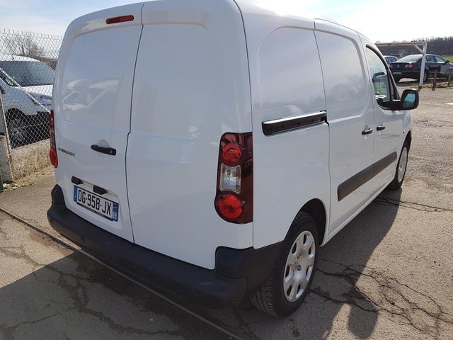 Peugeot PARTNER L1 CD CLIM PLUS 1.6 HDI 75