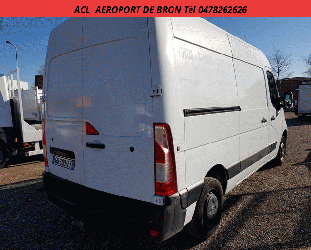 Opel MOVANO L2 H2  2.3 CDTI 125