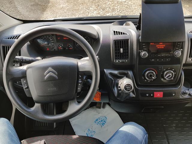 Citroën JUMPER 35 L3 H3 2.2 HDI 110