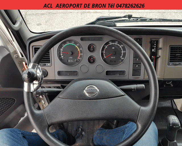 Nissan PORTE VOITURE ATLEON 3.0 L DI 130