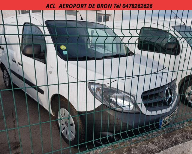 Mercedes-Benz CITAN L1 109 CDI
