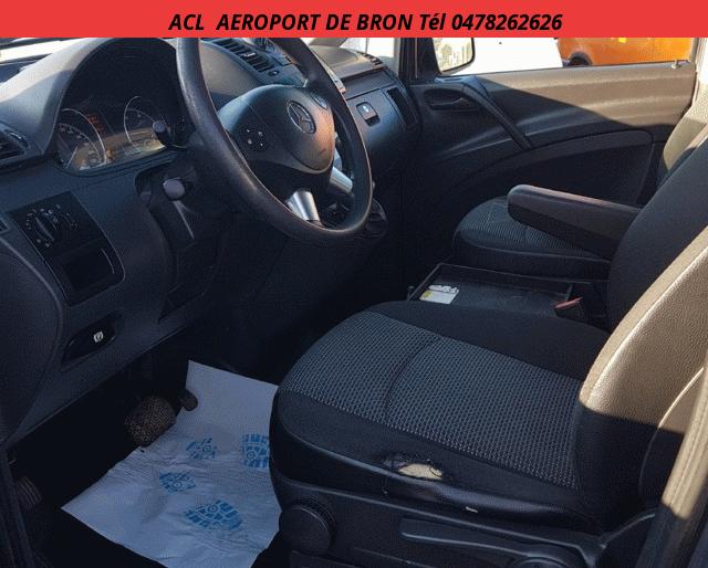 Mercedes-Benz VITO 4X4 COMPACT 5 PLACES BVA CDI 165 BVA
