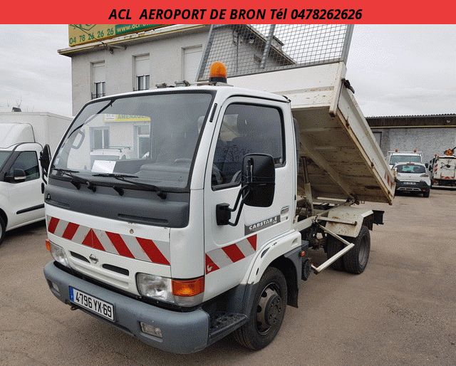 Nissan BENNE CABSTAR CHASSIS 3.0 L DI 130
