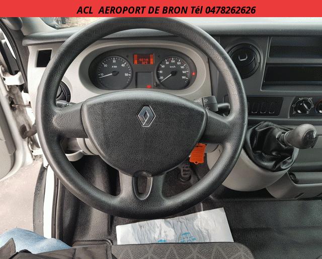 Renault MASCOTT CAISSE 20 M3 3.0 L DCI 130