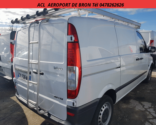 Mercedes-Benz VITO 2T8 COMPACT 110 CDI CLIMATISATION+PACK+CD