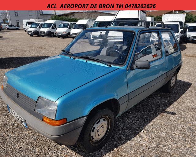 Renault SUPER 5 ESSENCE 48 CV