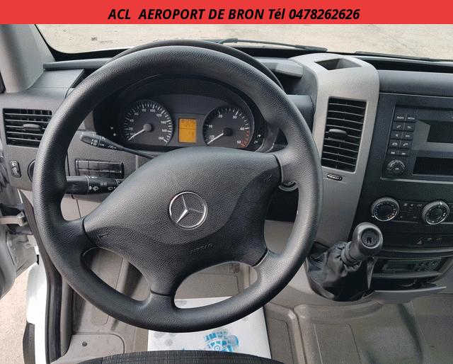 Mercedes-Benz FRIGO RTE / SECTEUR SPRINTER   CDI 513