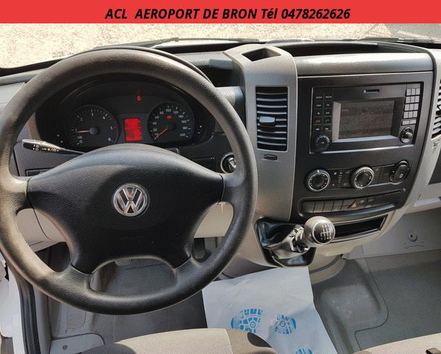 Volkswagen CRAFTER L3 H2 BUSINES LINE TDI 136