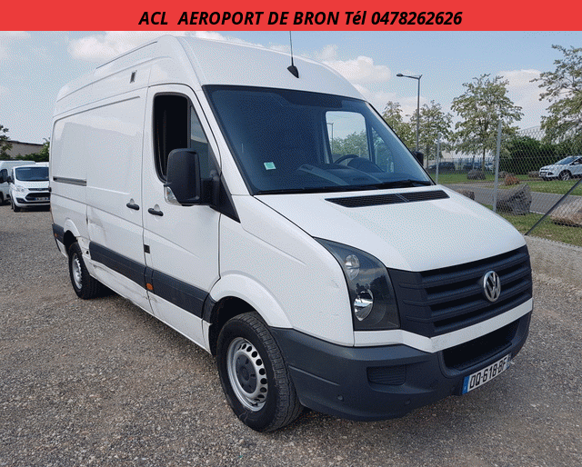 Volkswagen CRAFTER L2 H2 BUSINES LINE TDI 136
