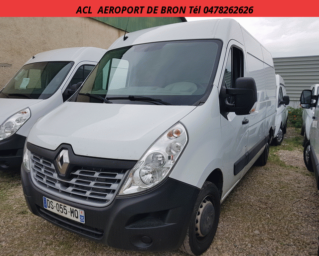 Renault MASTER L2 H2 GRAND CONFORT EXTRA 2.3 DCI 110