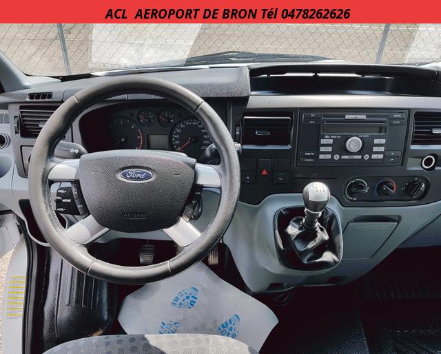 Ford TRANSIT BENNE 2.4 TDCI 140