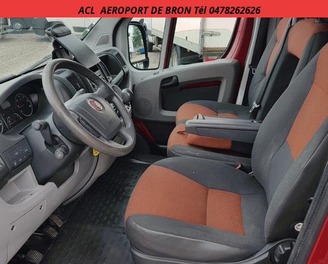 Fiat DUCATO L2 H2  6 PLACES 3.0 MTJ 160