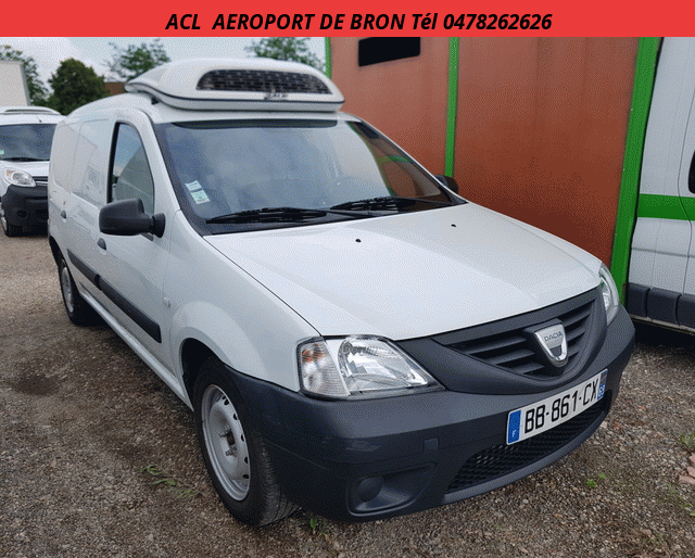 Dacia FRIGO RTE / SECTEUR LOGAN VAN AMBIANCE DCI 85