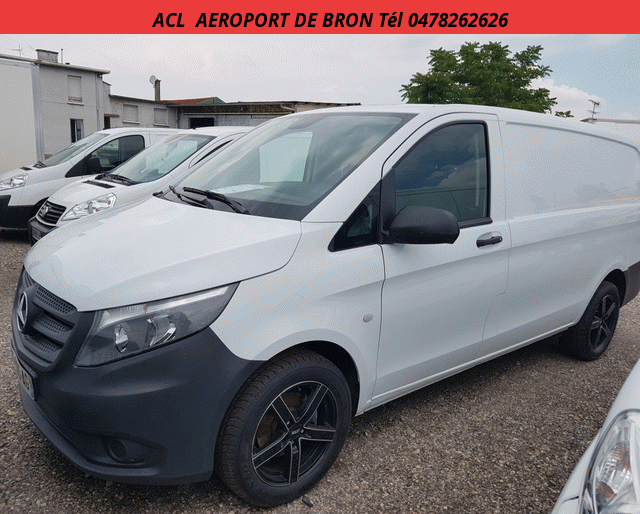 Mercedes-Benz VITO LONG 114 CDI