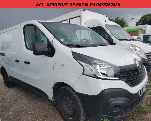 Renault TRAFIC L1 H1 GRAND CONFORT  1.6 DCI 115