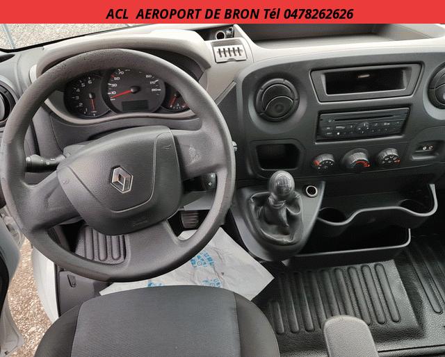 Renault MASTER PLANCHER CAB 14 M3 2.3 DCI 125