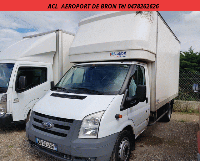 Ford CAISSE 20 M3 TRANSIT CHASSIS 3T5 2.4 TDCI 140