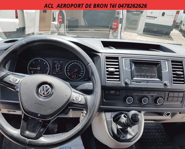 Volkswagen TRANSPORTER T6 L1H1 BUSINESS LINE 140 TDI