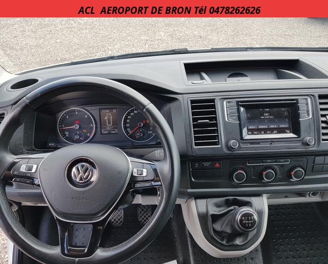Volkswagen TRANSPORTER T6 L1 H1 BUSINESS LINE 102 TDI