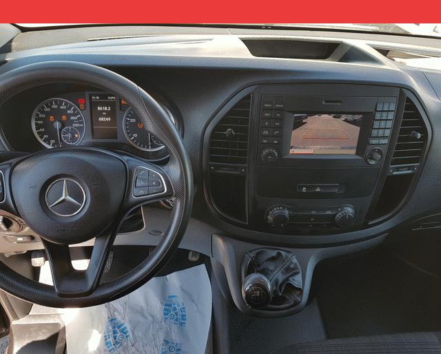 Mercedes-Benz VITO LONG SELECT 114 CDI